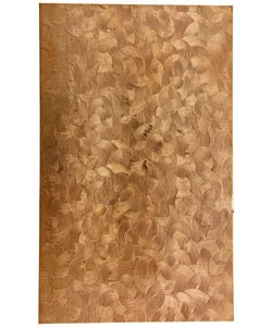 "CSP252 Patterned Copper Sheet 2-1/2"" Wide"