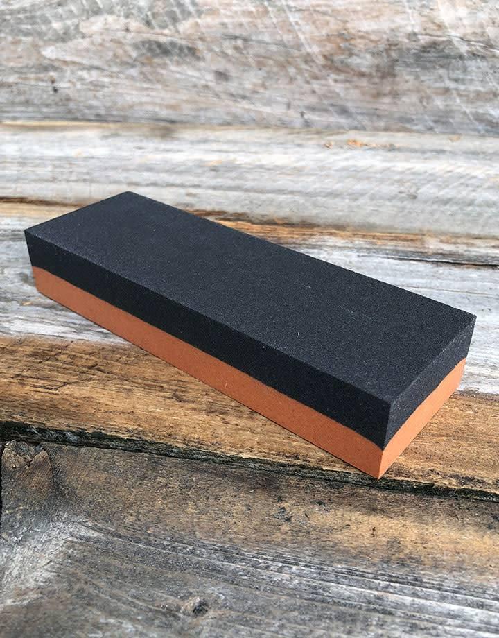 10.451 = Combination Sharpening Stone 6'' Long