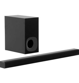 Sony Sony, HT-CT180, 100W, 2.1 Channel, 33.5'', Soundbar, Wireless Subwoofer, OCB