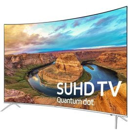 Samsung 55-Inch, Samsung, LED, 2160P, 240Hz, 4K Smart Wifi, Curved, UN55KS8500FXZA, OC3, KHE20171108-026, RS