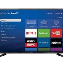 Insignia 39-Inch, Insignia, LED, 1080P, 60Hz, Smart, NS-39DR510NA17, OC1, BRF20171227-208, RS