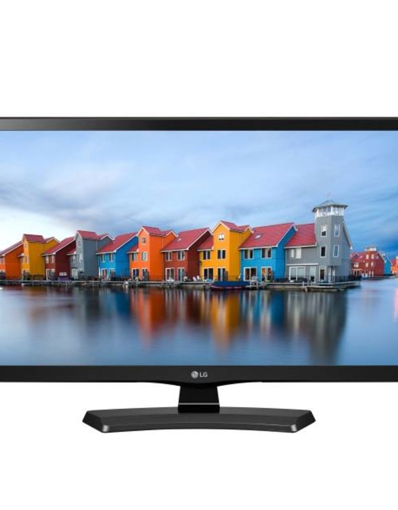 LG 24-Inch, LG, LED, 720P, 60Hz, Smart, 24LH4830-PU, OC2, CZC20180413-02, RS