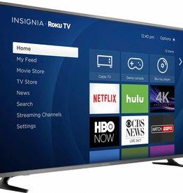Insignia 55-Inch, INSIGNIA, LED, 2160P, 60Hz, 4K Smart Wifi, NS-55DR620NA18, OC2, BRA20180427-31, RS