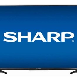 Sharp 50-Inch, SHARP, LED, 2160P, 60Hz, 4K Ultra HD, Smart, Wifi, LC-50LBU591U, OC1, BRA20180511-38, RS