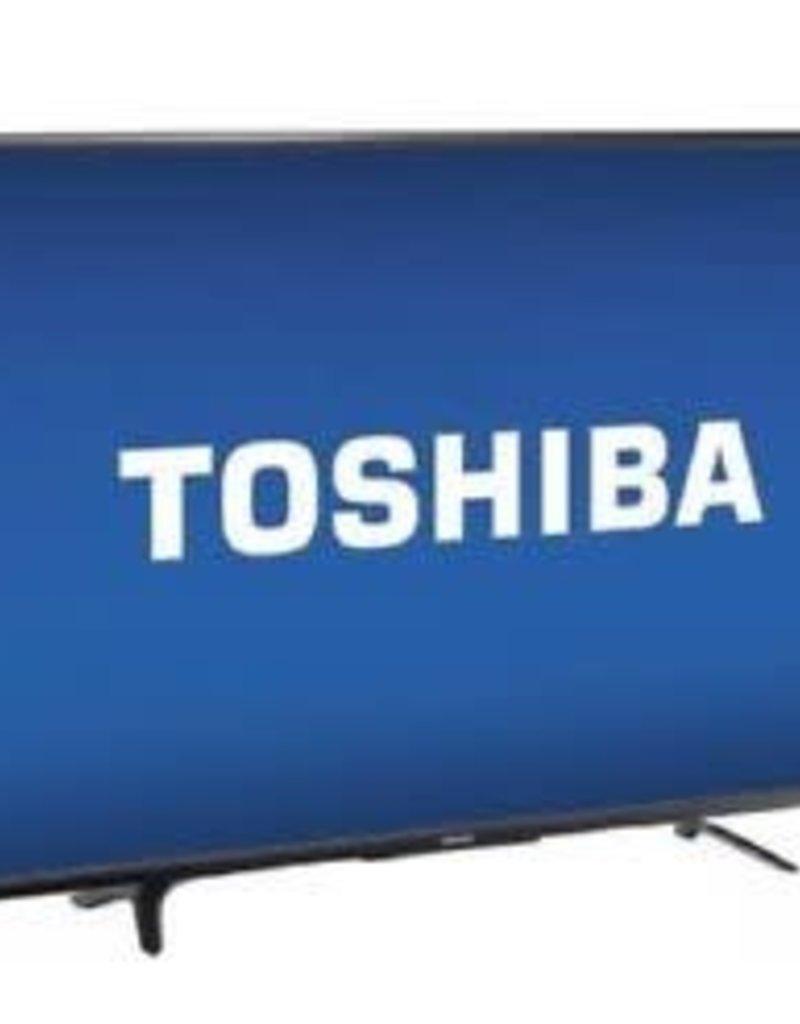 Toshiba 55-Inch, TOSHIBA, LED, 2160P, 60Hz, SmartCast, 55L621U, SCRATCH & DENT SPECIAL