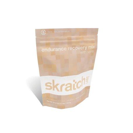 SKRATCH LABS Endurance Recovery Mix- Vanilla - 1.3 lb bag