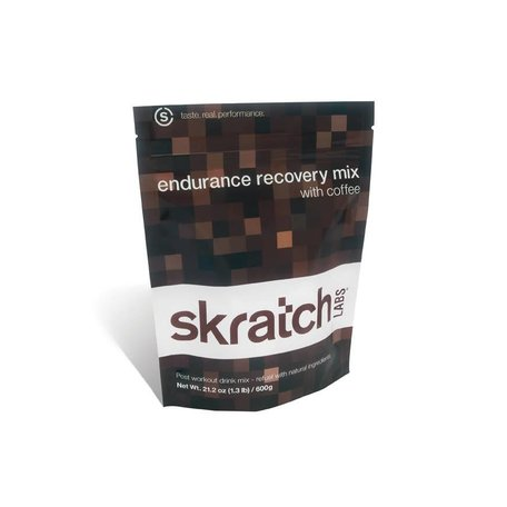 SKRATCH LABS Endurance Recovery Mix- Coffee -1.3 lb bag