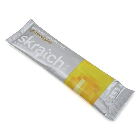 SKRATCH LABS Exercise Hydration Mix  Pineapple single