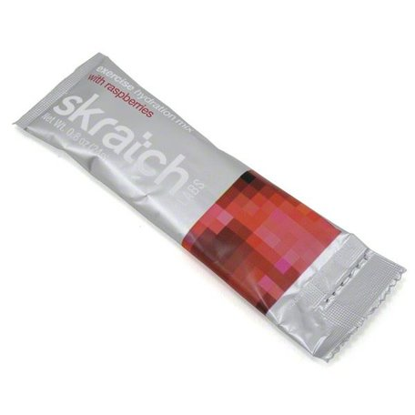 SKRATCH LABS Exercise Hydration Mix  Raspberries single
