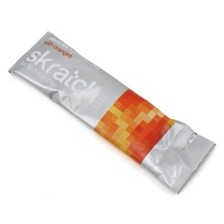SKRATCH LABS Exercise Hydration Mix  Oranges single