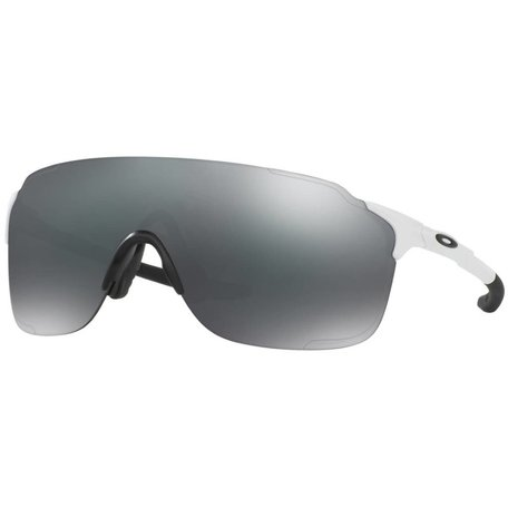 Oakley EVZero Stride (A) Polished White/Black Iridium