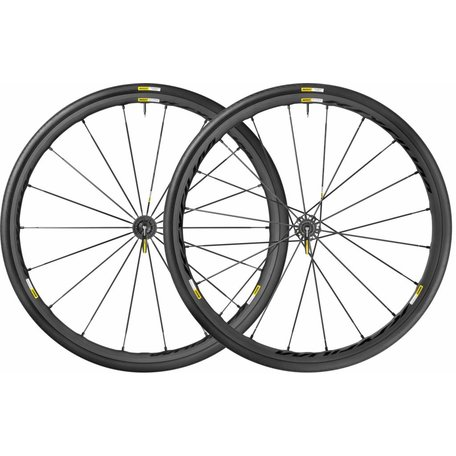 Mavic R-SYS SLR - 700 x 25 - black - Pair