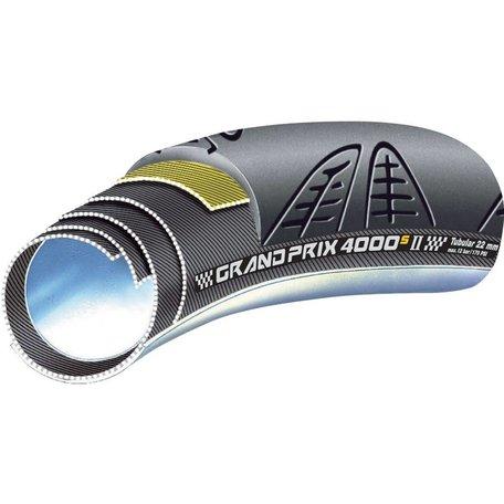 Continental GP4000 S II 28 X 22 Black-BW + Black Chili