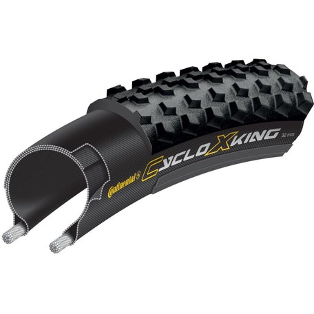 Continental 700 X 35 CYCLO X-KING CYCLOCROSS CLINCHERS
