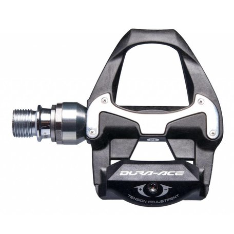 PD-9000 Dura-Ace Carbon SPD-SL 4MM Longer Axle