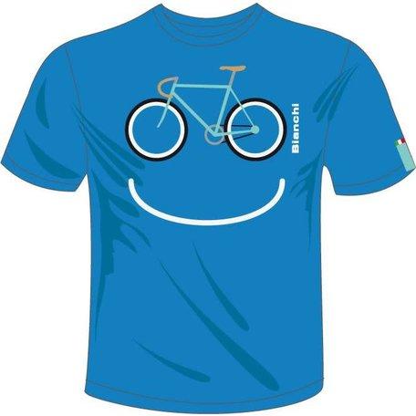 2017 BIANCHI Smile T-Shirt