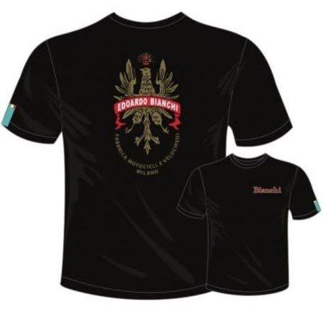 2017 BIANCHI Fiv E. T-Shirt