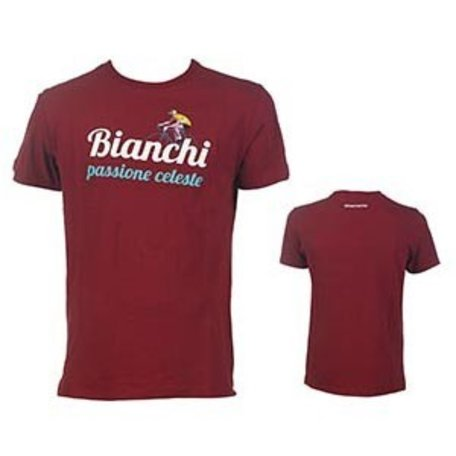 2017 BIANCHI Passione Vintage T-Shirt