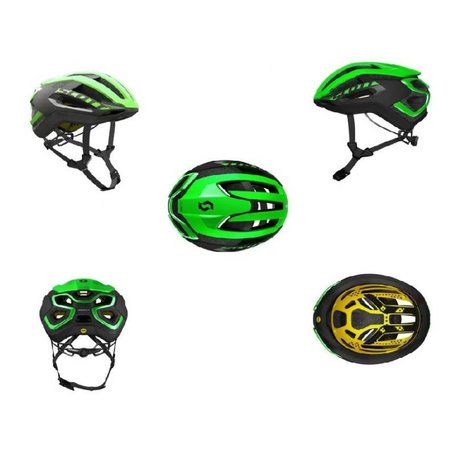 SCOTT Centric Plus Helmet