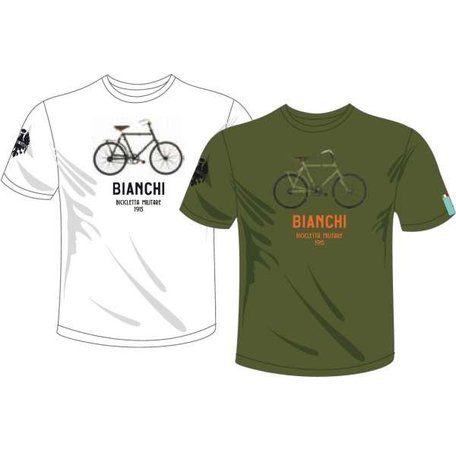 2017 BIANCHI Military T-Shirt
