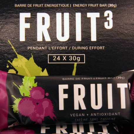 XACT NUTRITION FRUIT3 blackcurrent Box of  24