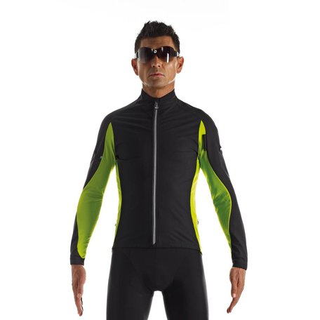 ASSOS iJ.haBu.5 Jacket LTD - Piton Green
