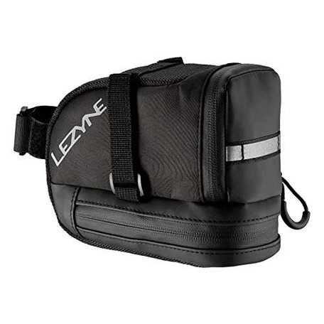 Lezyne, L-Caddy, Saddle bag, Black/Black