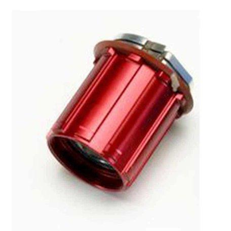 Zipp, 182 red Shimano 10sp Freehub Body 2006-2008, 11.1915.056.000
