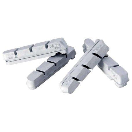 Zipp, Tangente Platinum Pro Evo, Replacement cartridge pads for carbon rims, Campagnolo compatible, pair