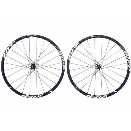 Zipp, 30 Course Disc Brake, Wheel, 700C, Clincher, QR/12/15mm TA, OLD: 100mm, Brake: Disc IS 6-bolt, Front