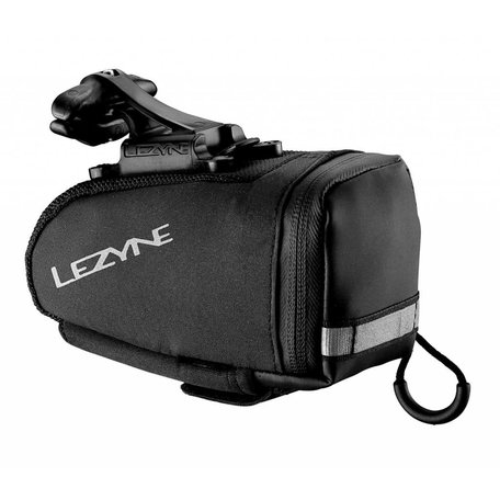 LEZYNE M-Caddy QR, Saddle bag, Black