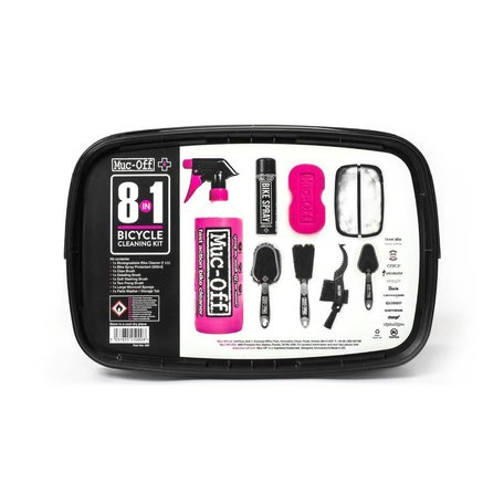 Muc-Off, 8-in-1 Bicycle Cleaning Kit