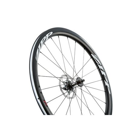 ZIPP, 302 Carbon Clincher Disc, Rear, 700c
