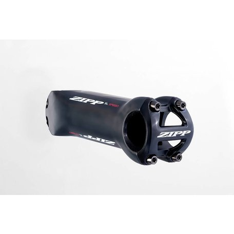 Zipp, SL Speed, Stem, Clamp: 31.8mm, L: 90mm, Steerer: 28.6mm, 6, Black