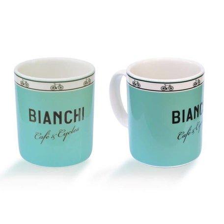 BIANCHI Cafe & Cycles Mug