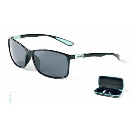Bianchi Sunglasses - Light Blk-Celeste