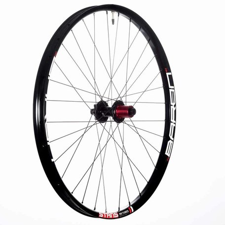 Stan's No Tubes, Baron MK3, Wheel, Rear, 27.5'', 32 spokes, 12mm TA, 148mm, Sram XD, Disc