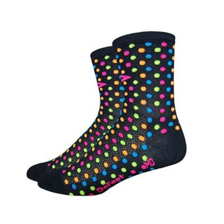"""DeFeet Aireator 4"""" Spotty Dots"""