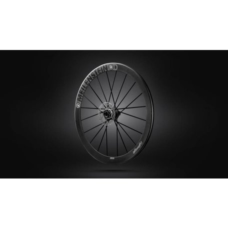 LIGHTWEIGHT Meilenstein 24 Disc Clincher - Shimano - Black Edition