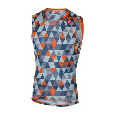 CASTELLI Pro Mesh Base Layer-Sleeveless