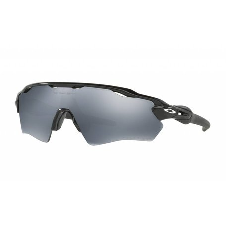 OAKLEY Radar EV XS Polished Black w/ Black Iridium Polarized