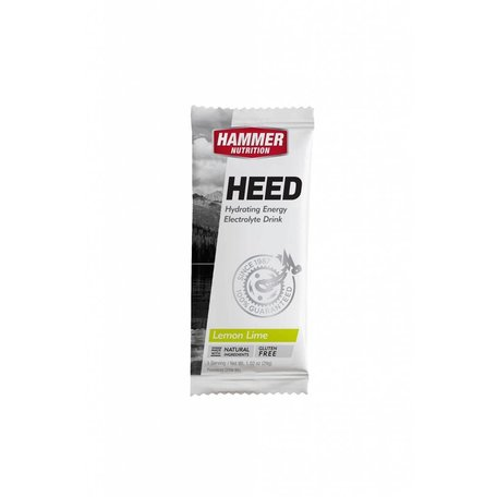 HAMMER HEED Lemon Lime - Single Serve