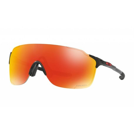 Oakley EVZero Stride Polished Black w/ Prizm Ruby Iridium