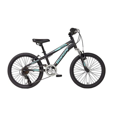 "Bianchi Bicycle Duel 20"" Boy 28cm BLACK/CK16 MATTE"