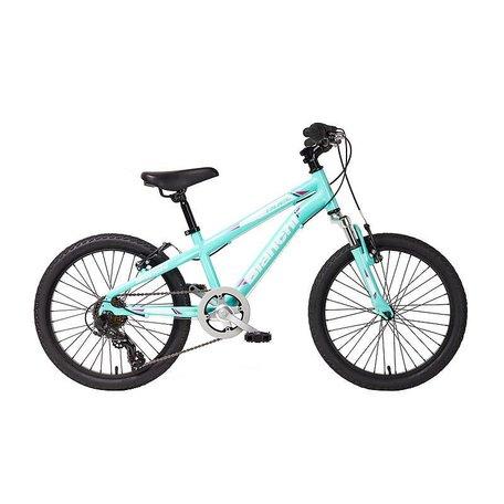"Bianchi Bicycle Duel 20"" Girls 7K Celeste"