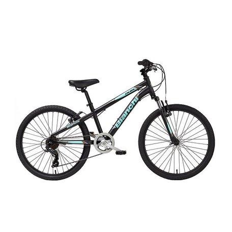 """Bianchi Bicycle DUEL 24"""" Black"""