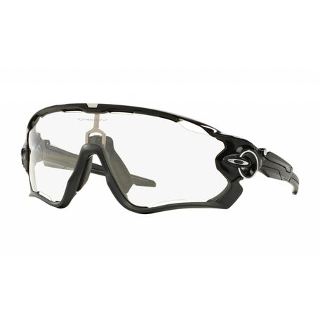Oakley Jawbreaker PolBlk w/Clr to Blk Photo
