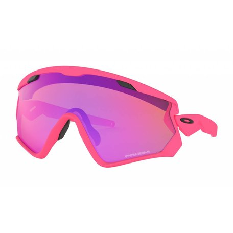 OAKLEY WindJacket 2.0 Neon Pink w/Prizm Trail