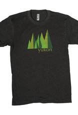 Men's Yukon Green Trees T-shirt