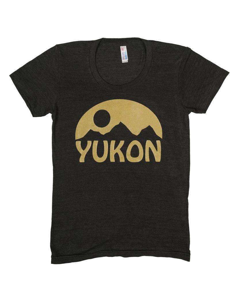 Women's Yukon Gold Mountain T-shirt